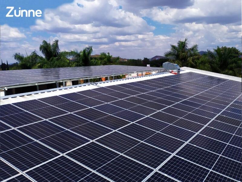 Proyecto Celdas Solares Guadalajara