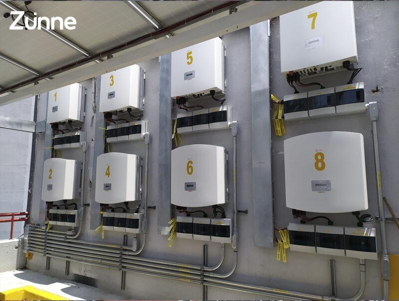 inversores-solares-proyecto-industrial
