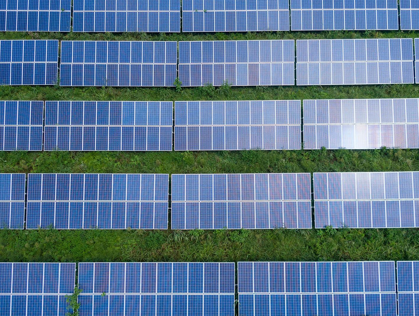 Proyecto fotovoltaico industrial