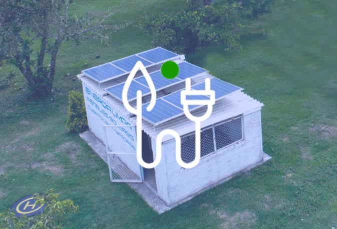 paneles solares para el sector rural