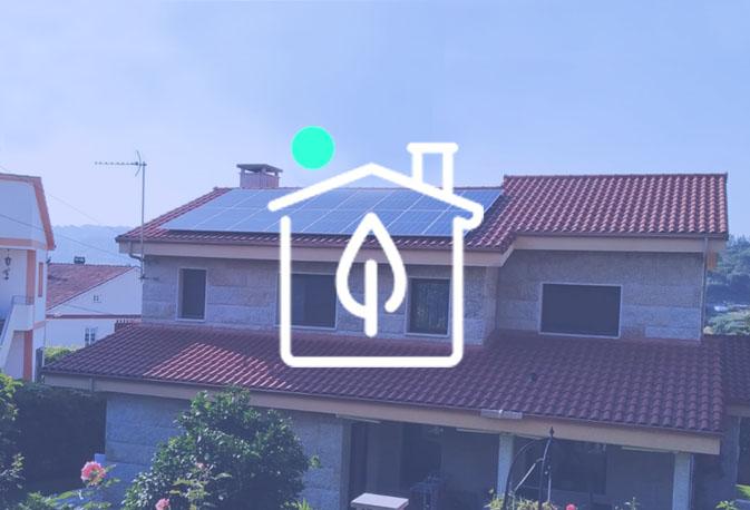 Instalacion de placas solares - residencia