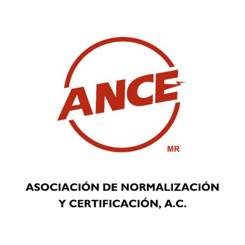 Certificado ANCE