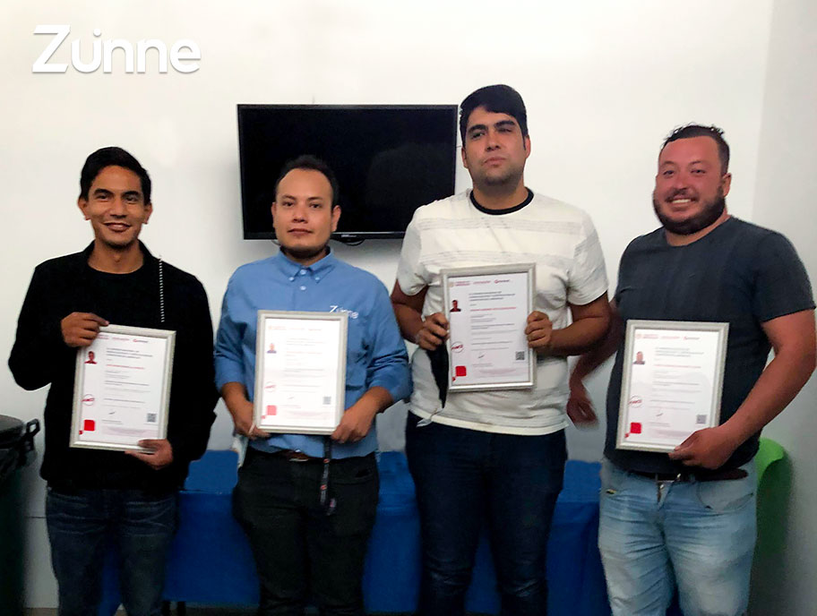 ingenieros solares certificados