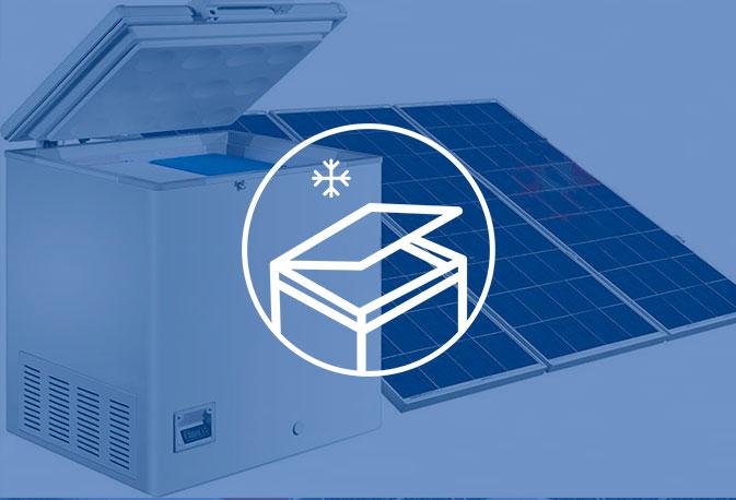 Refrigerador solar autonomo